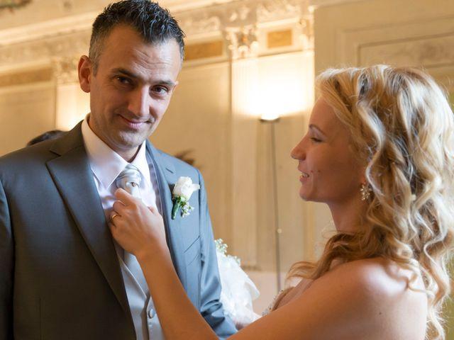 Il matrimonio di Luca e Mar'Yana a Russi, Ravenna 8