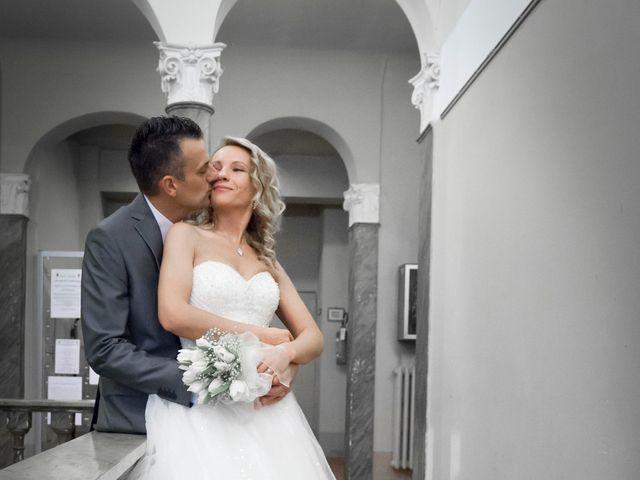 Il matrimonio di Luca e Mar'Yana a Russi, Ravenna 14