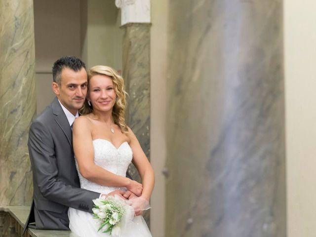 Il matrimonio di Luca e Mar'Yana a Russi, Ravenna 15
