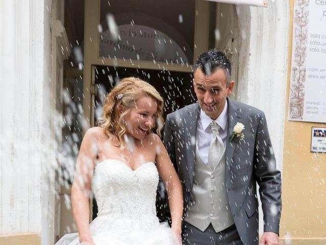 Il matrimonio di Luca e Mar'Yana a Russi, Ravenna 16