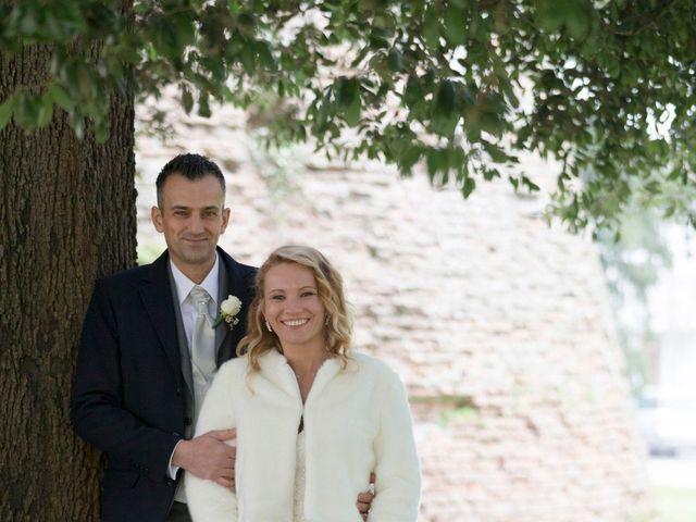 Il matrimonio di Luca e Mar'Yana a Russi, Ravenna 19