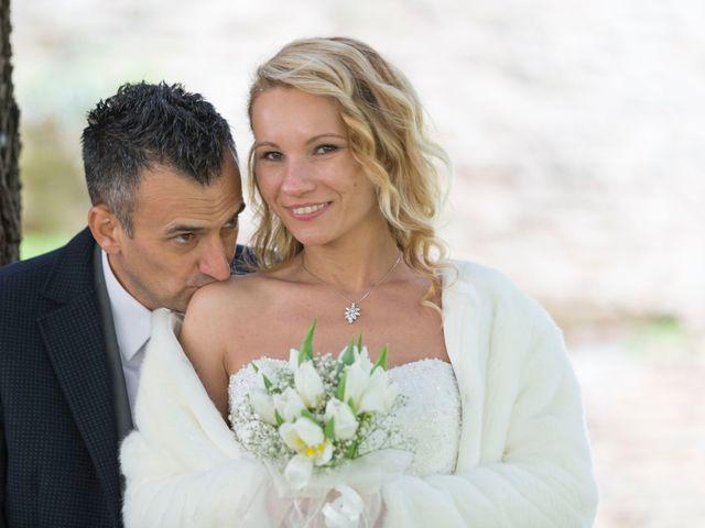 Il matrimonio di Luca e Mar'Yana a Russi, Ravenna 21