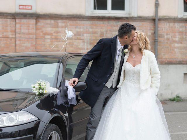 Il matrimonio di Luca e Mar'Yana a Russi, Ravenna 22