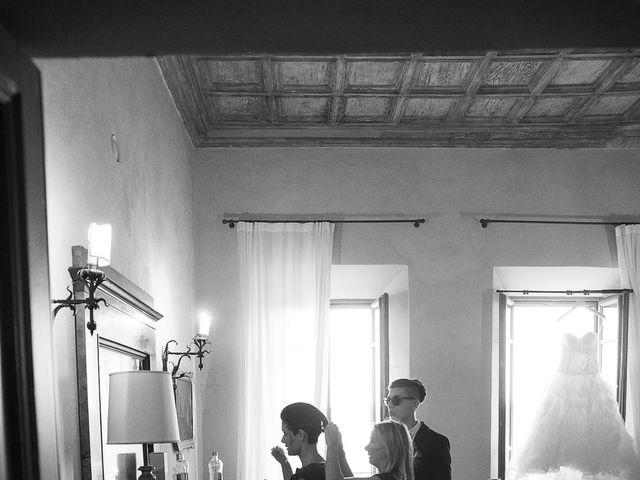 Il matrimonio di Alex e Giuliana a Grumello Cremonese ed Uniti, Cremona 10