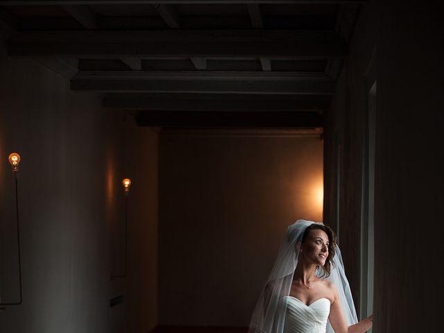 Il matrimonio di Alex e Giuliana a Grumello Cremonese ed Uniti, Cremona 15