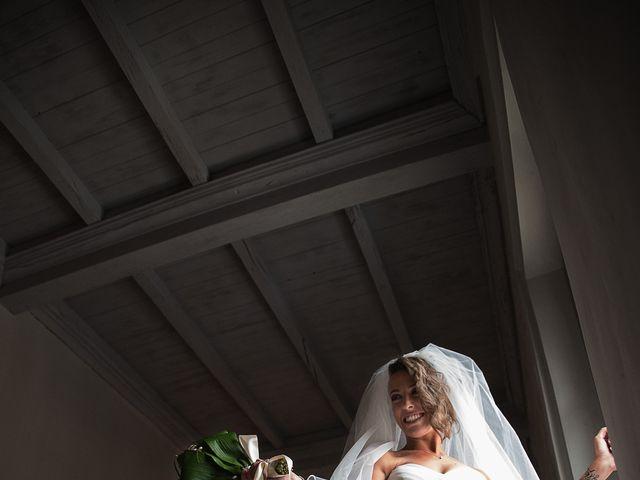 Il matrimonio di Alex e Giuliana a Grumello Cremonese ed Uniti, Cremona 16