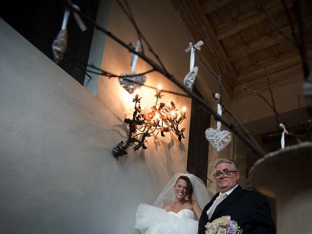 Il matrimonio di Alex e Giuliana a Grumello Cremonese ed Uniti, Cremona 17