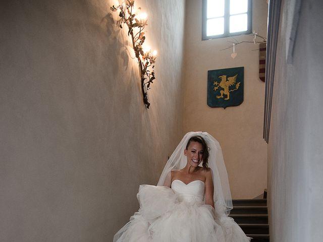 Il matrimonio di Alex e Giuliana a Grumello Cremonese ed Uniti, Cremona 18