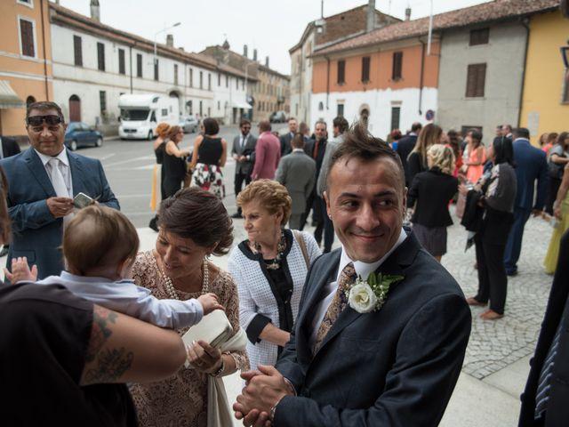Il matrimonio di Alex e Giuliana a Grumello Cremonese ed Uniti, Cremona 19