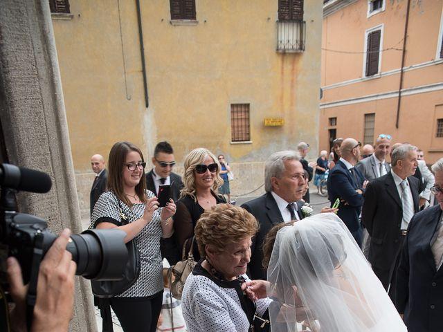Il matrimonio di Alex e Giuliana a Grumello Cremonese ed Uniti, Cremona 20