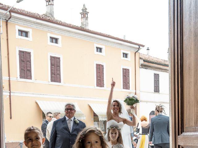 Il matrimonio di Alex e Giuliana a Grumello Cremonese ed Uniti, Cremona 21