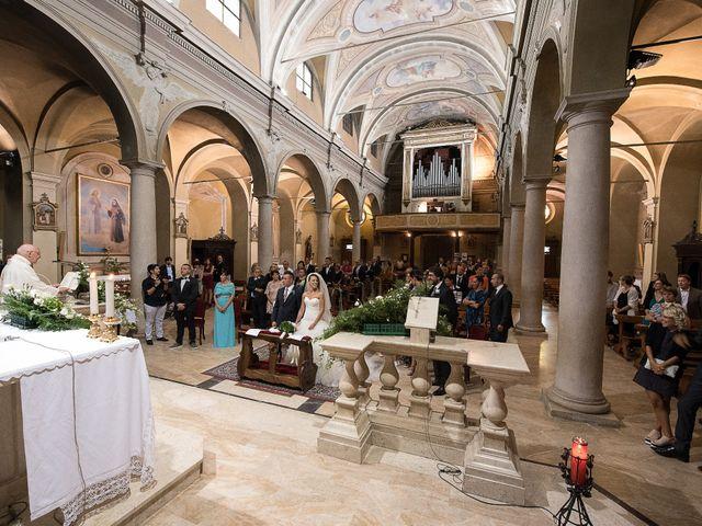 Il matrimonio di Alex e Giuliana a Grumello Cremonese ed Uniti, Cremona 22