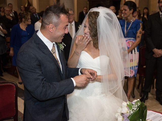 Il matrimonio di Alex e Giuliana a Grumello Cremonese ed Uniti, Cremona 23