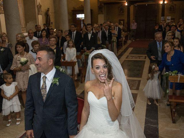 Il matrimonio di Alex e Giuliana a Grumello Cremonese ed Uniti, Cremona 24