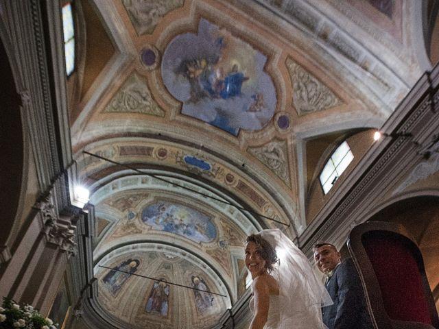 Il matrimonio di Alex e Giuliana a Grumello Cremonese ed Uniti, Cremona 25
