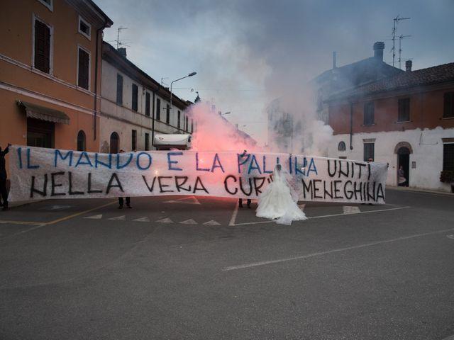 Il matrimonio di Alex e Giuliana a Grumello Cremonese ed Uniti, Cremona 28