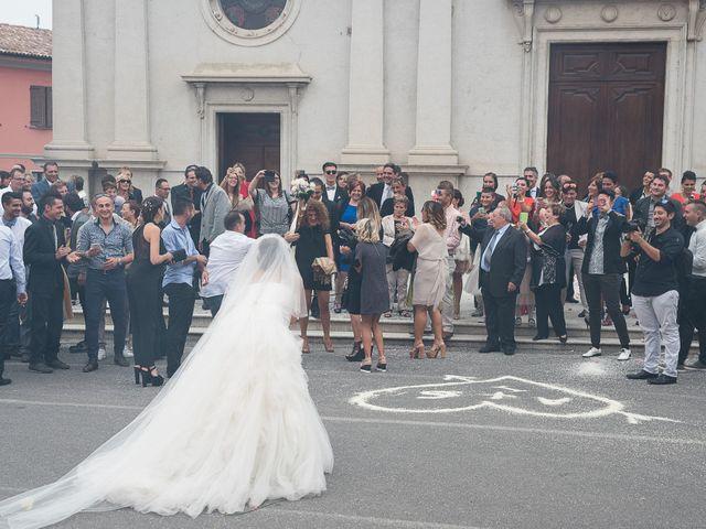 Il matrimonio di Alex e Giuliana a Grumello Cremonese ed Uniti, Cremona 30