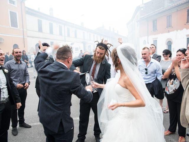 Il matrimonio di Alex e Giuliana a Grumello Cremonese ed Uniti, Cremona 31