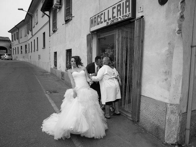 Il matrimonio di Alex e Giuliana a Grumello Cremonese ed Uniti, Cremona 33