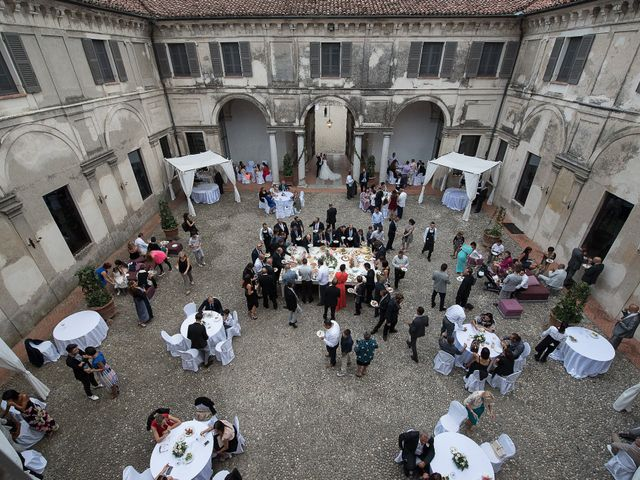 Il matrimonio di Alex e Giuliana a Grumello Cremonese ed Uniti, Cremona 36