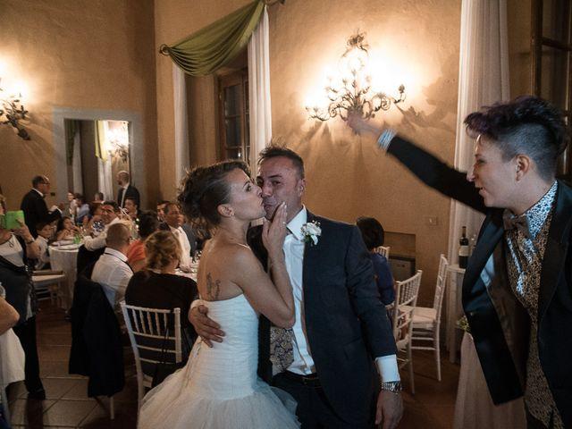 Il matrimonio di Alex e Giuliana a Grumello Cremonese ed Uniti, Cremona 43