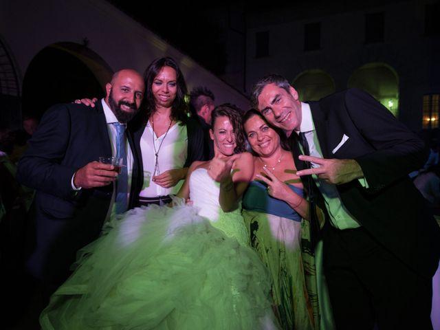 Il matrimonio di Alex e Giuliana a Grumello Cremonese ed Uniti, Cremona 64