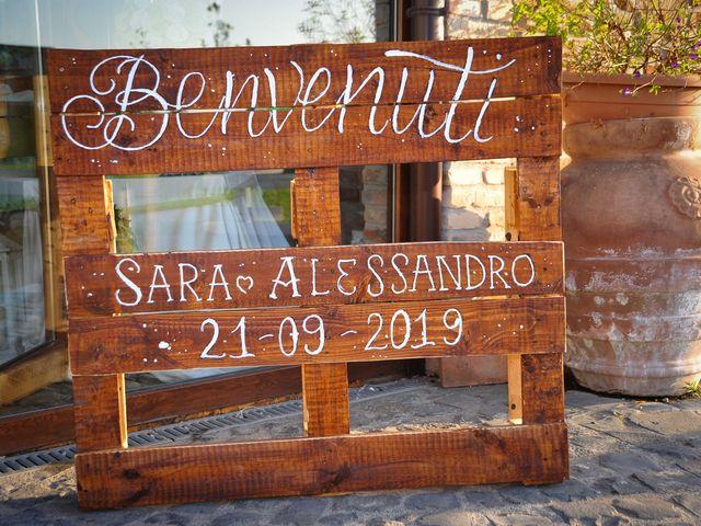 Il matrimonio di Sara e Alessandro a Ariccia, Roma 12