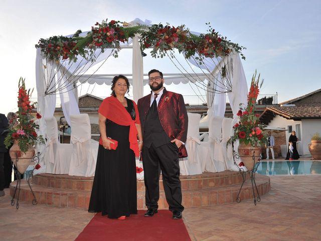 Il matrimonio di Sara e Alessandro a Ariccia, Roma 15