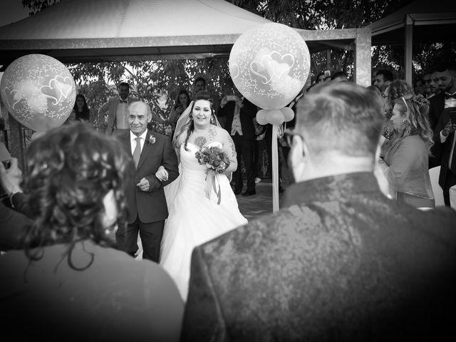 Il matrimonio di Sara e Alessandro a Ariccia, Roma 16