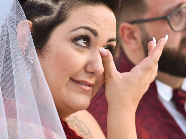 Il matrimonio di Sara e Alessandro a Ariccia, Roma 18