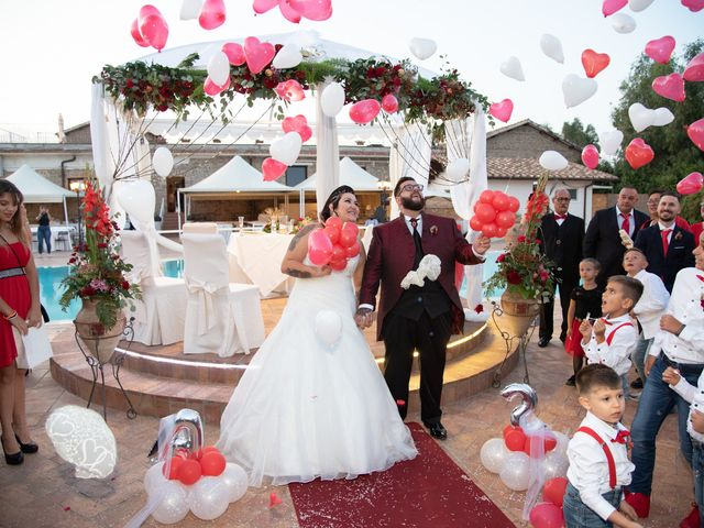 Il matrimonio di Sara e Alessandro a Ariccia, Roma 24