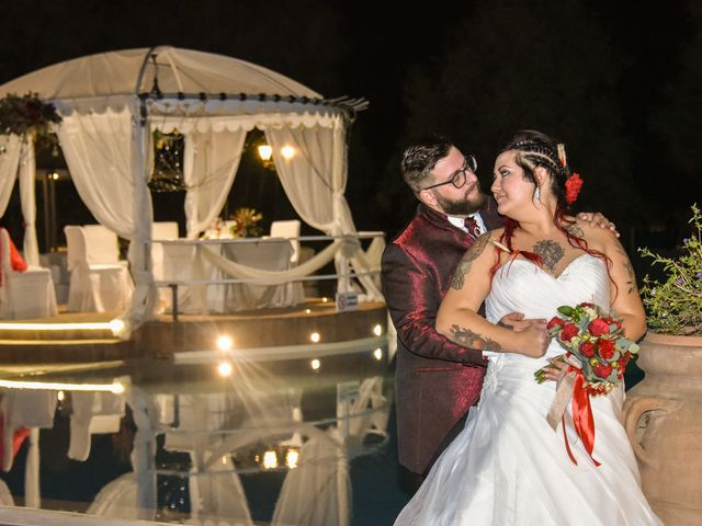 Il matrimonio di Sara e Alessandro a Ariccia, Roma 25