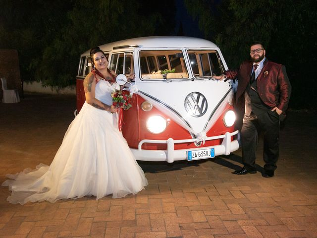 Il matrimonio di Sara e Alessandro a Ariccia, Roma 26