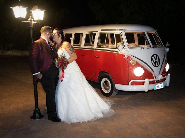 Il matrimonio di Sara e Alessandro a Ariccia, Roma 31