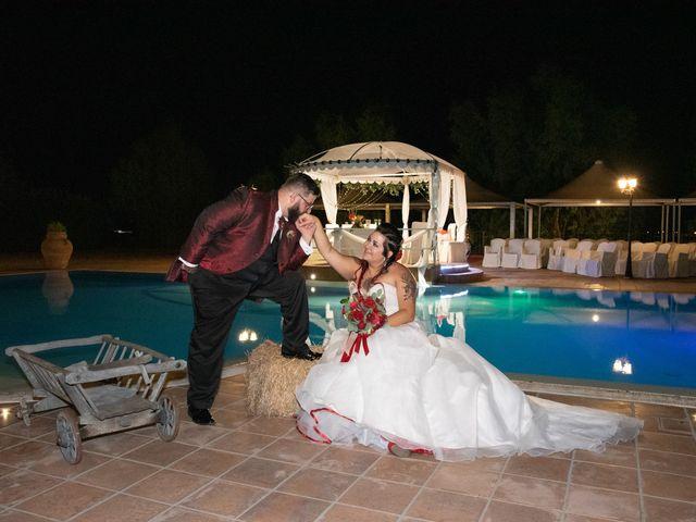 Il matrimonio di Sara e Alessandro a Ariccia, Roma 34