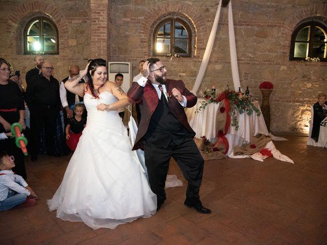 Il matrimonio di Sara e Alessandro a Ariccia, Roma 38