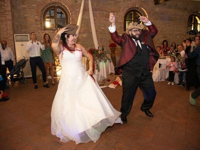 Il matrimonio di Sara e Alessandro a Ariccia, Roma 40