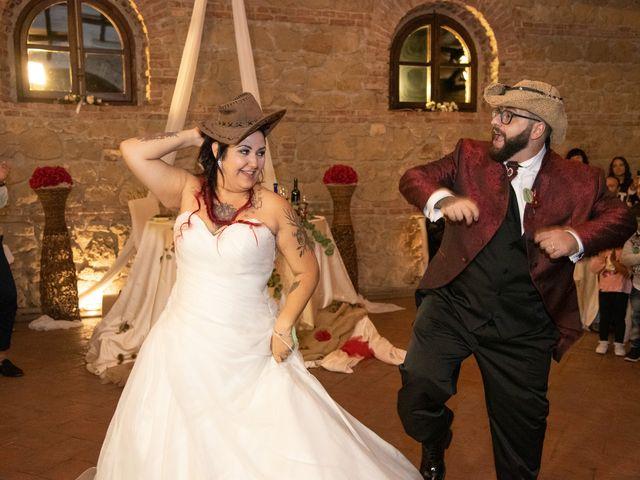 Il matrimonio di Sara e Alessandro a Ariccia, Roma 41
