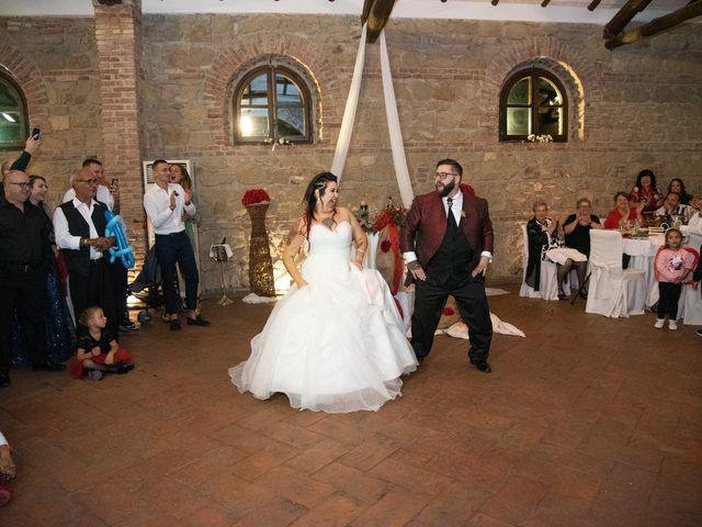 Il matrimonio di Sara e Alessandro a Ariccia, Roma 42