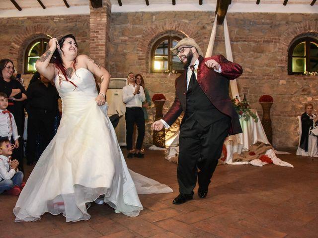 Il matrimonio di Sara e Alessandro a Ariccia, Roma 43