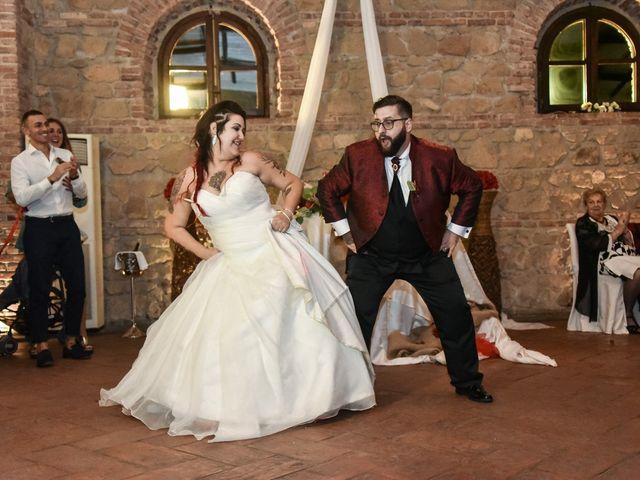 Il matrimonio di Sara e Alessandro a Ariccia, Roma 44