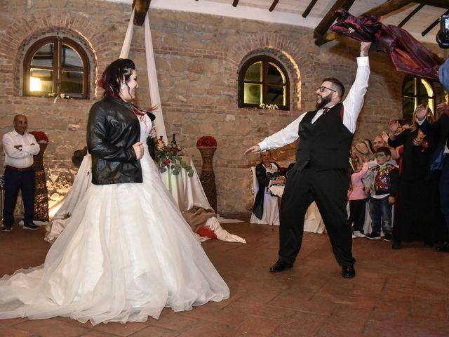 Il matrimonio di Sara e Alessandro a Ariccia, Roma 45