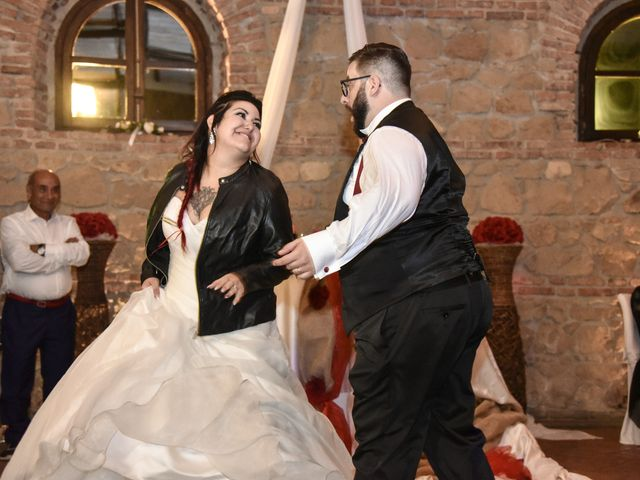 Il matrimonio di Sara e Alessandro a Ariccia, Roma 46