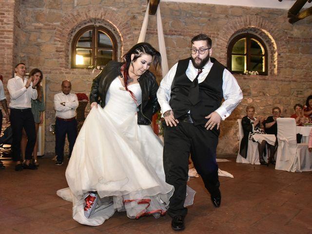 Il matrimonio di Sara e Alessandro a Ariccia, Roma 47