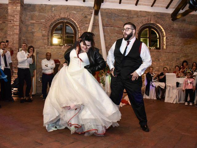 Il matrimonio di Sara e Alessandro a Ariccia, Roma 48