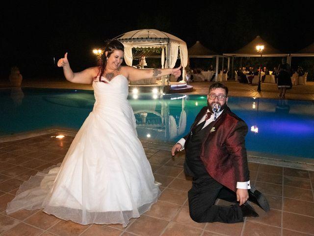 Il matrimonio di Sara e Alessandro a Ariccia, Roma 52