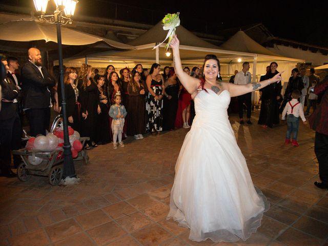 Il matrimonio di Sara e Alessandro a Ariccia, Roma 53