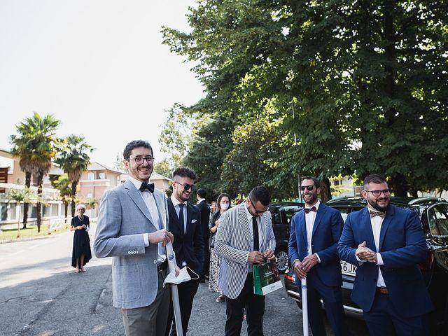 Il matrimonio di Vasco e Giorgia a San Donà di Piave, Venezia 44