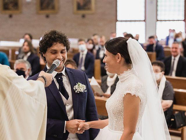 Il matrimonio di Vasco e Giorgia a San Donà di Piave, Venezia 64