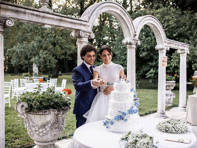 Il matrimonio di Vasco e Giorgia a San Donà di Piave, Venezia 117